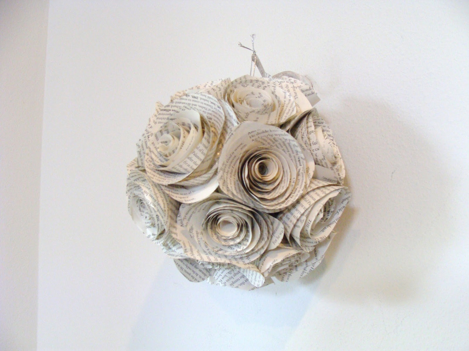 Fabulousstyle How To Make Paper Rose Flowers
