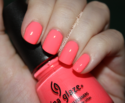 rebecca likes nails China Glaze Flip Flop Fantasy #2: flip flop2 PNG