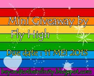 Mini Giveaway by Fly High