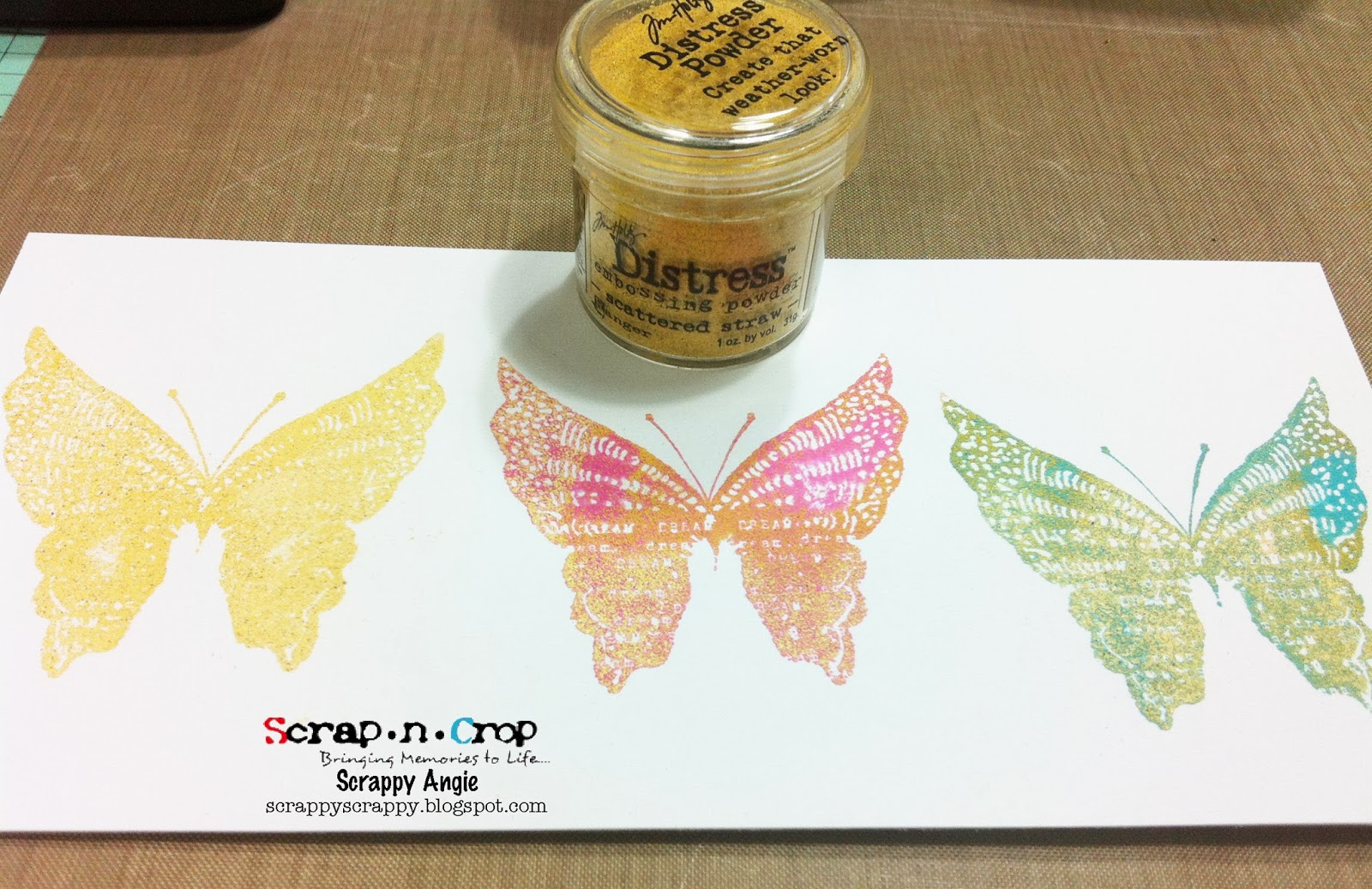 snc s crop mmunity scrappy angie s distress embossing powder