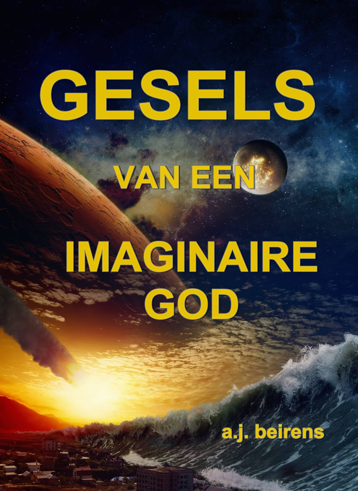 GESELS van een imaginaire god