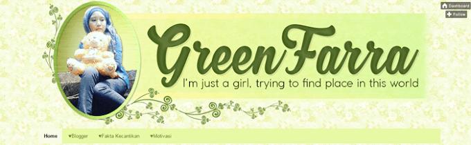 Tempahan Design Blog GreenFarra