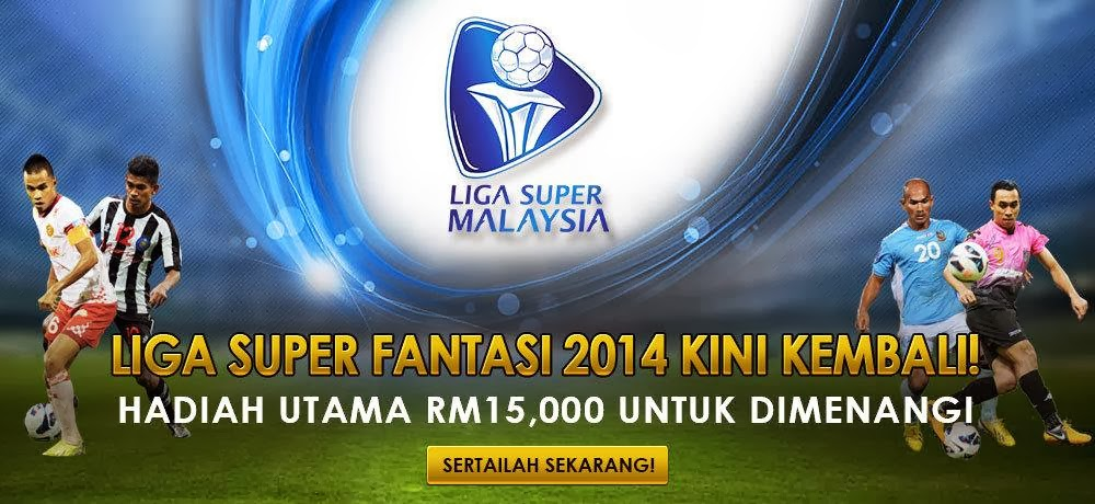 Liga Terbuka Melaka - Astro Liga Super Fantasi 2014