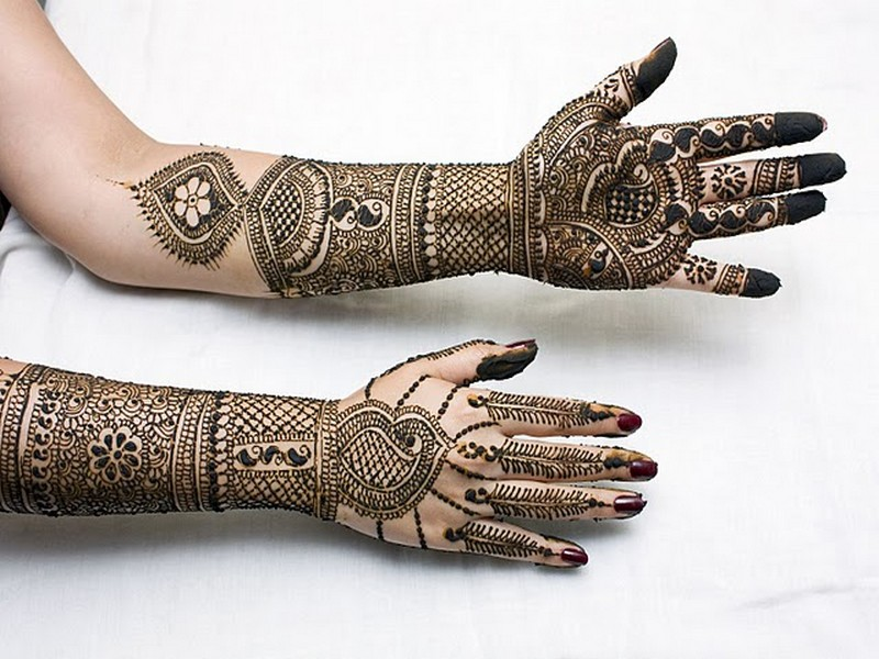 Bridal Mehndi Design Collection 2013 heena design - Latest Mehandi Designs 2013