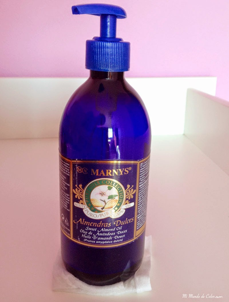 almond oil pregnant