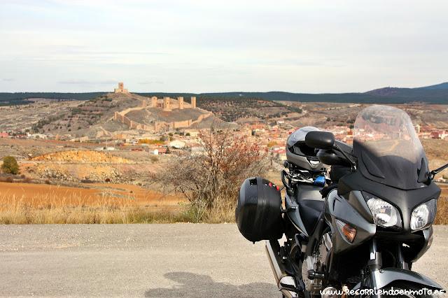 Mirador sobre Molina de Aragón