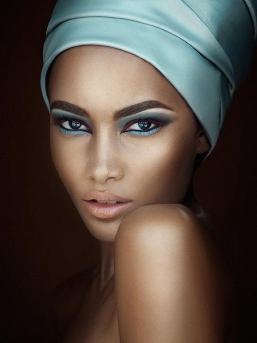 goedkoop dame donkere huid