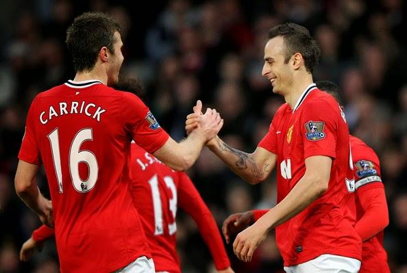Man United 3-1 Newcastle
