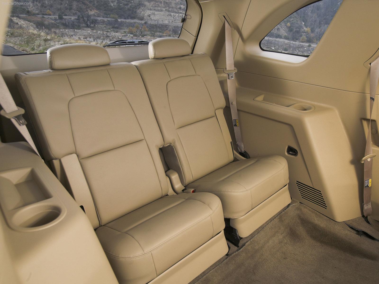 Hình ảnh xe ô tô Suzuki XL7 2007 & nội ngoại thất