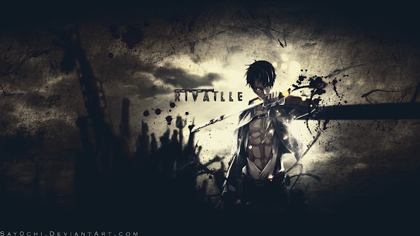 levi rivaille shingeki no kyojin attack on titan anime hd wallpaper