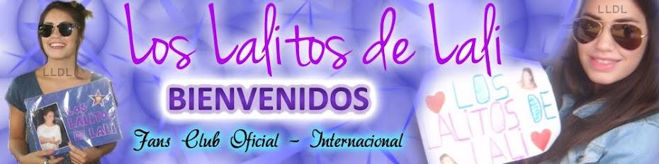 Los Lalitos de Lali Fans Club Oficial-Internacional
