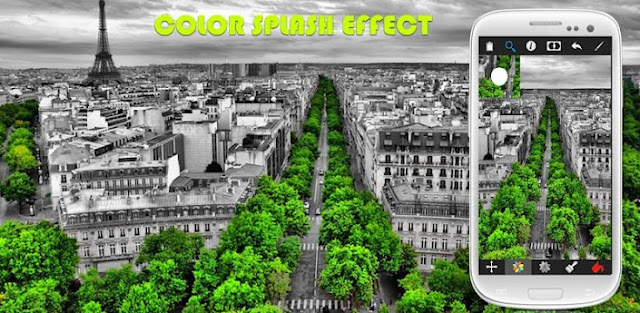 Color Splash Effect Pro v1.3.8 APK