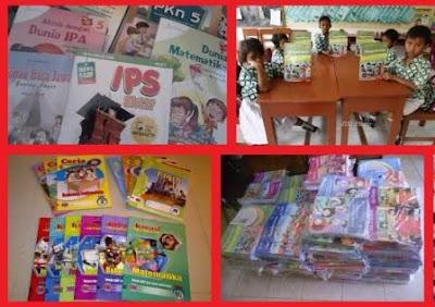 gambar buku paket sekolah
