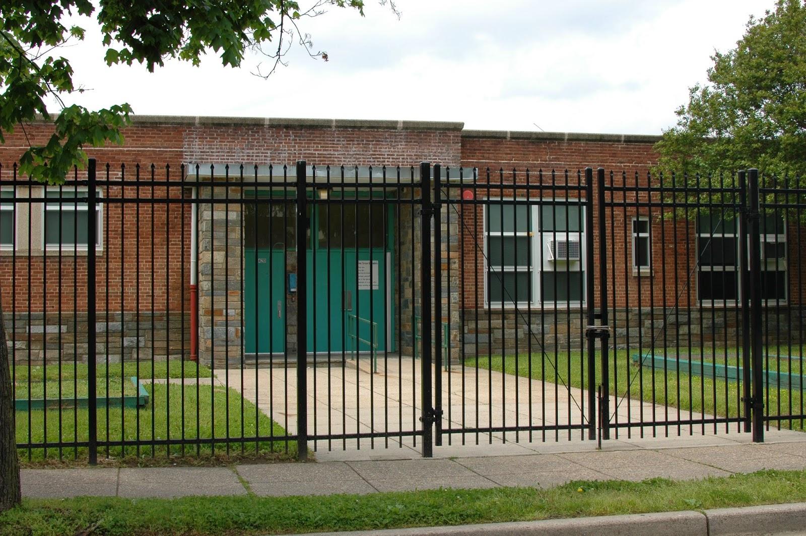 The washington teacher uncertain future for dc 39 s mamie d for Terrace school