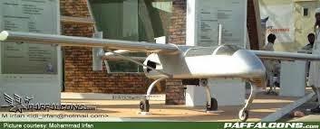 Pakitan UAV Uqaab