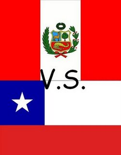 Chile vs Perú: Poder bélico comparativo