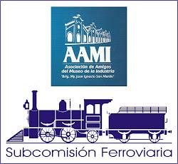 Asociación de Amigos del Museo de la Industria - Subcomisión Ferroviaria