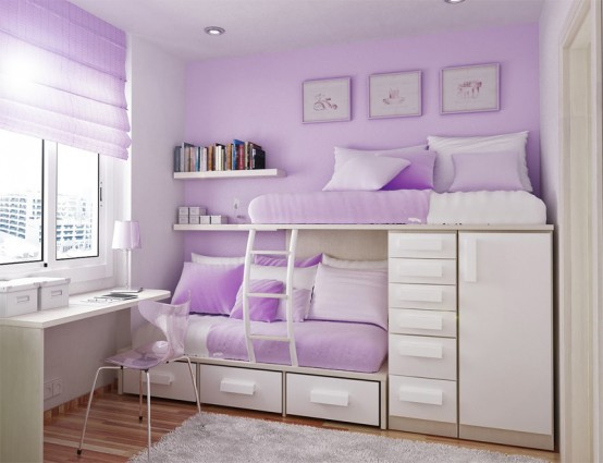 Modern Amazing Teen Bedroom Designs
