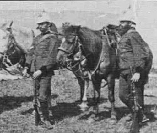 Durban Mounted Rifles picture 1
