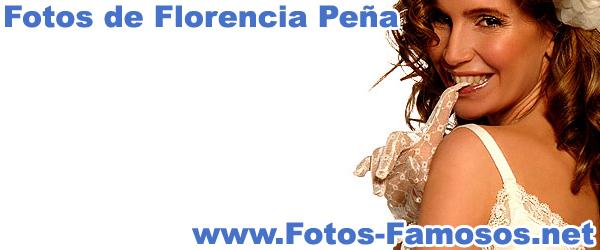Fotos de Florencia Peña