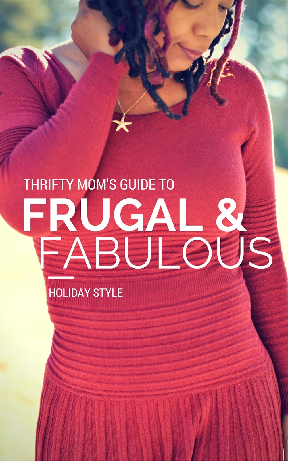 frugal fabulous holiday style