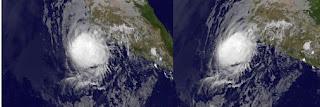 Hurrikan BUD beginnt abzubauen - Landfall heute Nacht erwartet, Bud, aktuell, Mai, 2012, Hurrikansaison 2012, Nordost-Pazifik, Pazifische Hurrikansaison, Mexiko, Manzanillo, Jalisco, Satellitenbild Satellitenbilder, Hurrikanfotos, Vorhersage Forecast Prognose,