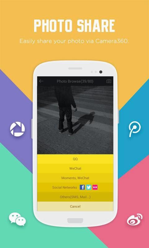 Aplikasi Camera360 Ultimate Android Apk Asik - 7