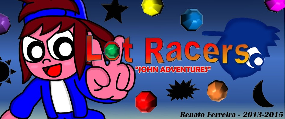 Lot Racers - Aventuras no Mundo Lot