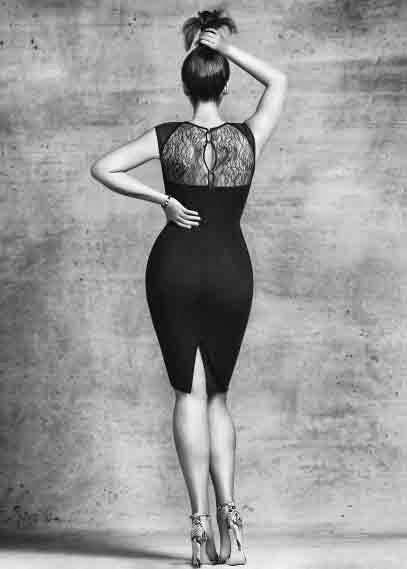 Las curvas de Vicky Martin Berrocal