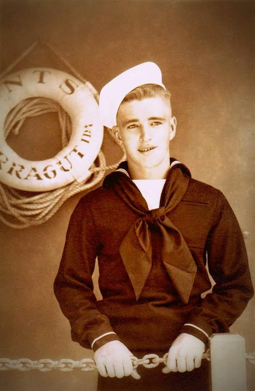 Vintage sailors beefcake