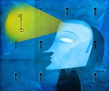 7 Fenomena Aneh Dalam Pikiran Manusia