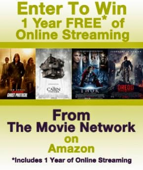 "TMN's ""Free Year of Online Streaming"" Giveaway"