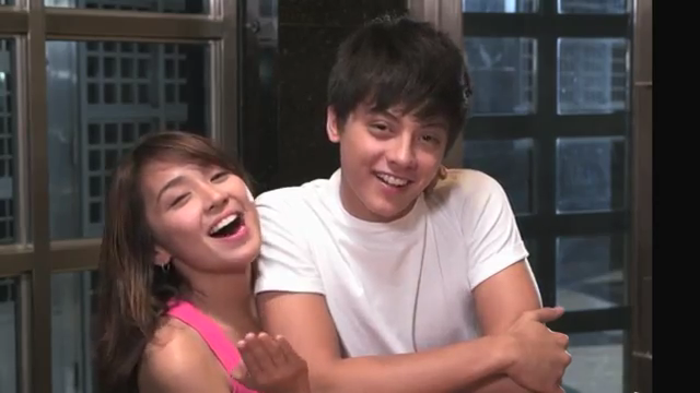"""she is dating a gangster full movie kathniel """"it was a challenging transition from she's dating the gangster and crazy beautiful you because the past movies were light here we need to transition to more serious roles,"""" said padilla """"it's hard because it's new for me and kathryn — our voice, our actions inang [lamasan's industry nickname] was."""