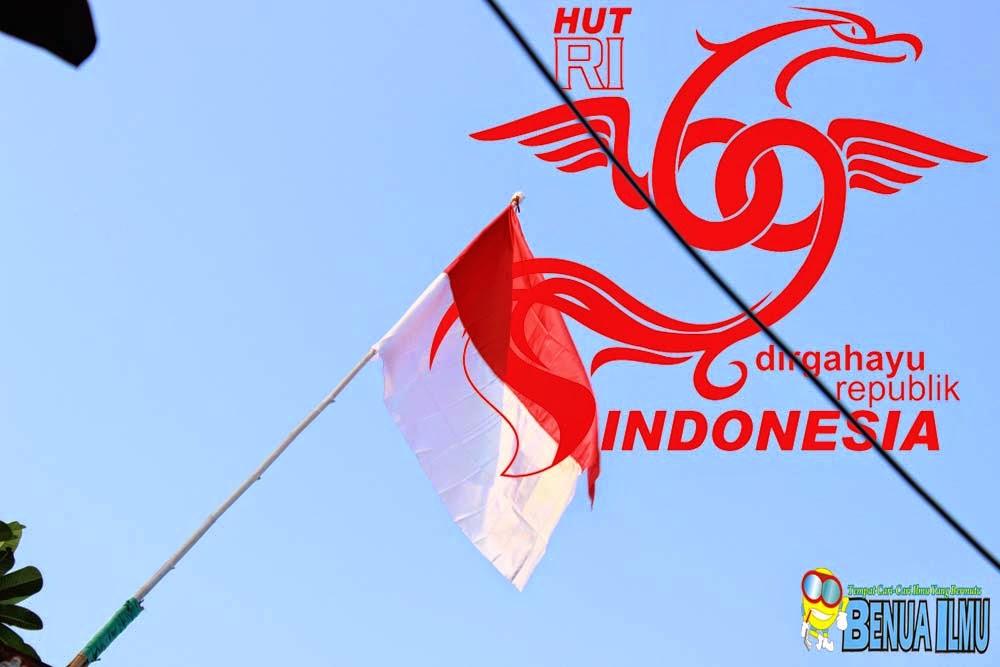 Dirgahayu Republik Indonesia Ke-69 : Akulah Rakyat Indonesia