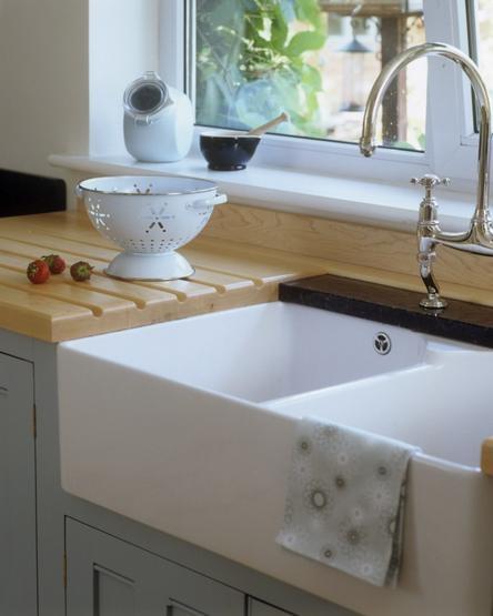 Casa immobiliare accessori lavelli cucina in ceramica - Lavandini cucina ceramica ...