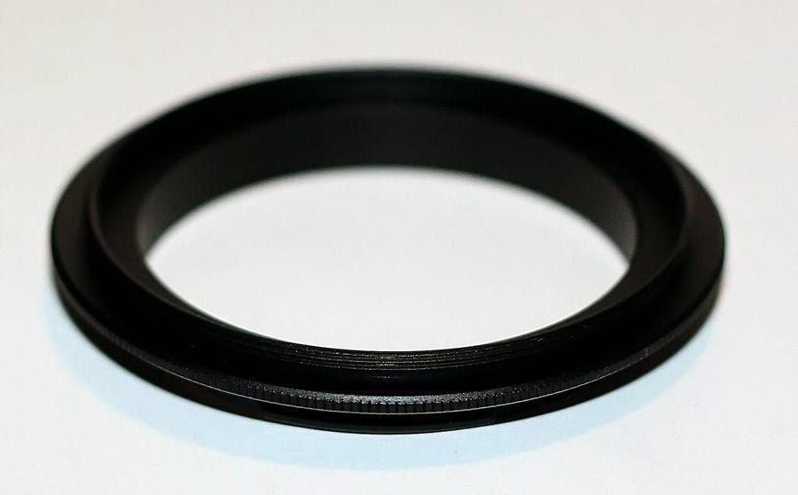 makro pierścień odwrotnego mocowania