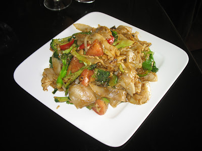 Drunken Noodles or Pad Ki Mao
