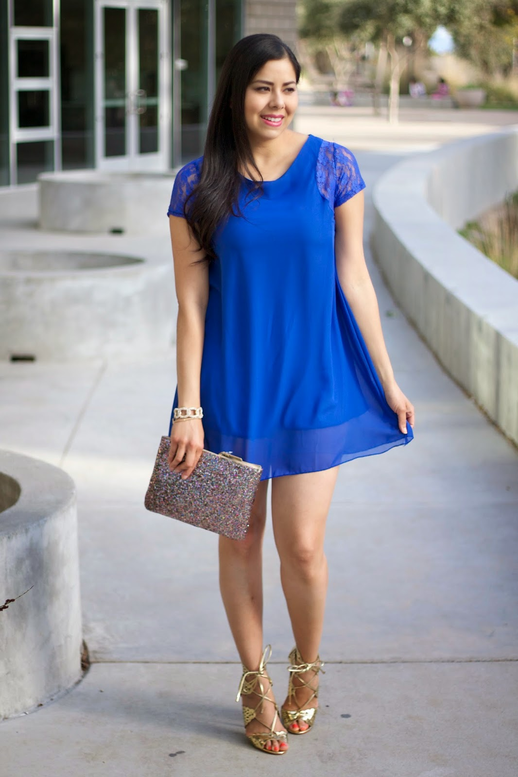 Little Cocktail Dress | Lil bits of Chic by Paulina Mo - San Diego ...