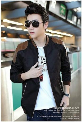 Pilihan style dan model fashion pria korea terbaru 2017/2018