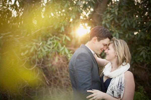 uri kinney azalea gardens engagement