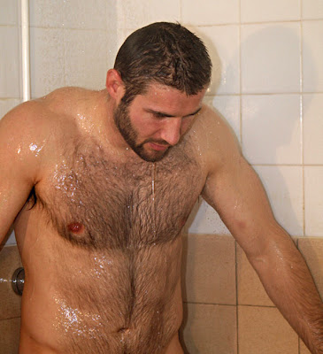 Nude male shower photo 92