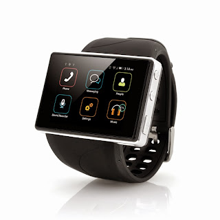 3G Android Watch Phone 'FineWatch'
