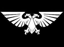 GW s Trademarked Warhammer 40 000 LogoWarhammer Online Logo