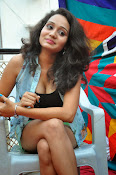New Actress Jhansi Hot Stills in Shorts-thumbnail-11