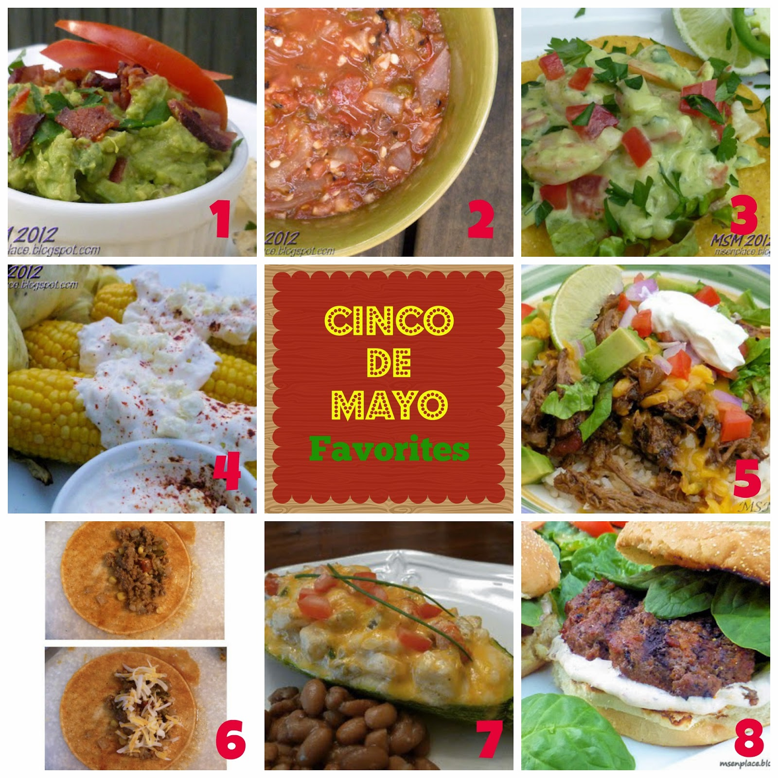 Cinco de Mayo Favorites | Ms. enPlace