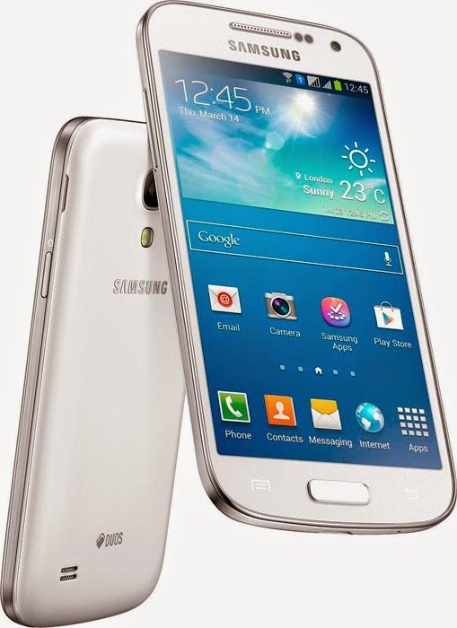 Мобильный телефон Samsung GT-I9192 Galaxy S4 Duos mini White с широкой функциональностью