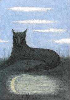 la voce del lupo; fatatrac; emanuela orciari
