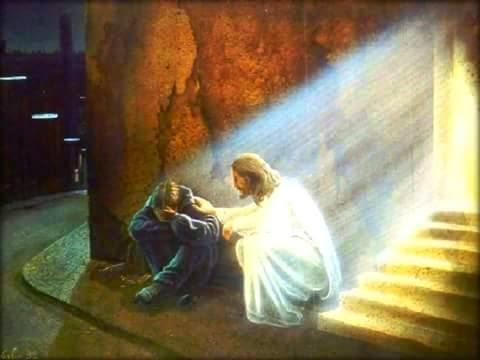 Resultado de imagen para jesus consolando