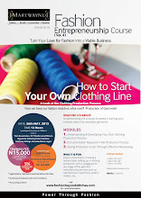 FEC 4: How To Start Your Own Clothing Line (A Look at the Clothing Production Process).