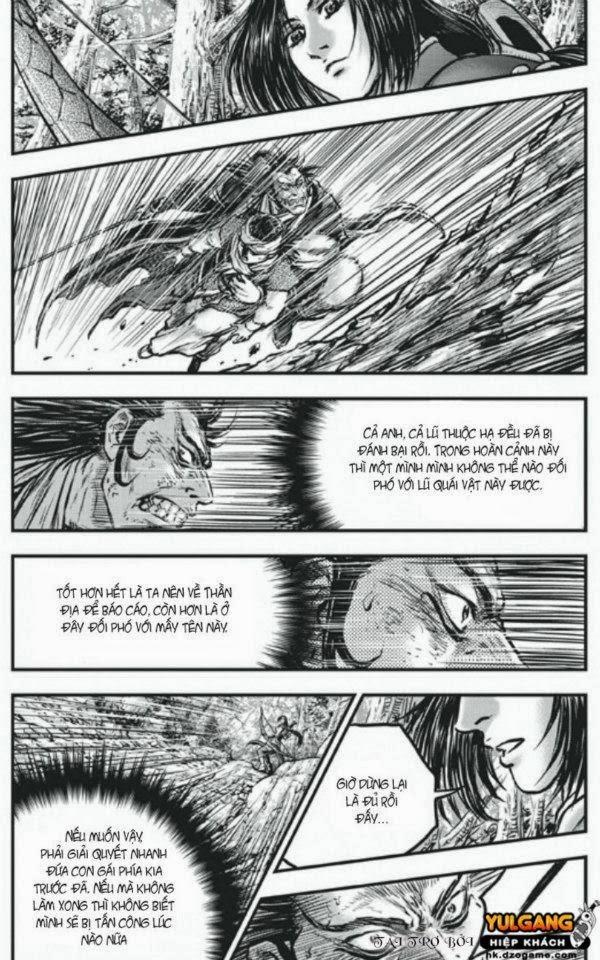 Hiệp Khách Giang Hồ - Chapter 427 - Pic 20